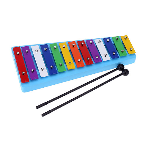Colour Glockenspiel (13 Keys)