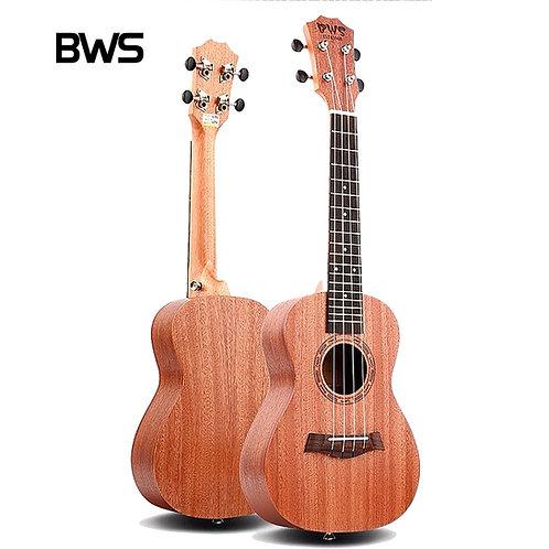 """BWS Ukulele (21"""", 23"""" Mahagony Wood)"""