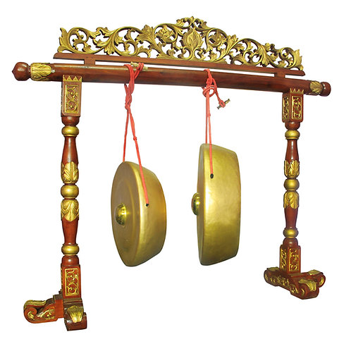 Malay Gong Stand