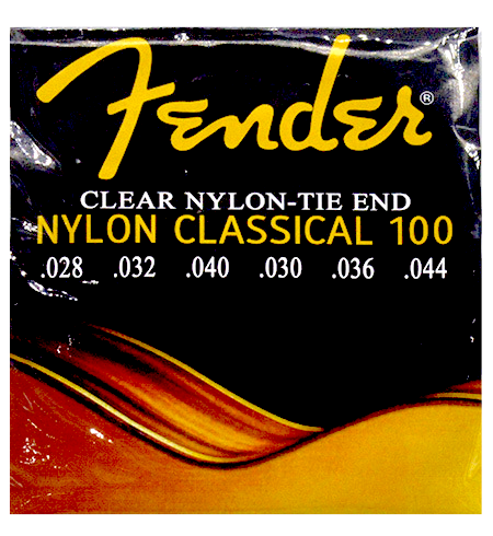 Fender Classical Guitar Strings (28-44)