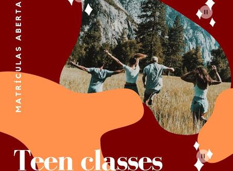 Teen Classes at Civic