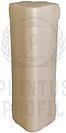 Угол внешний PVC для 2157 60мм - 3.00м.