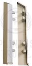 Заглушки металлические для 100-10-3000 (2642)