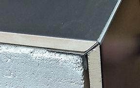 Профиль У образный алюминиевый