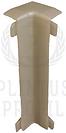 Угол внутренний PVC для 2157 60мм - 3.00м.