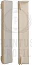 Заглушки PVC для 2157 60мм - 3.00м.