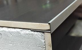 Профиль Г-образный алюминиевый