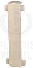 Соединитель PVC для 2157 60мм - 3.00м.