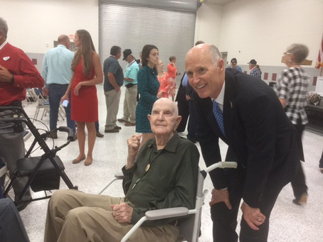 Governor Scott Honoring Hardee Veterans