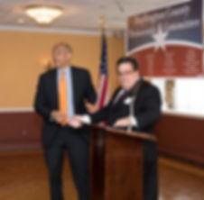 Burlington County New Jersey Democratic Committee Chairman Joe Andl