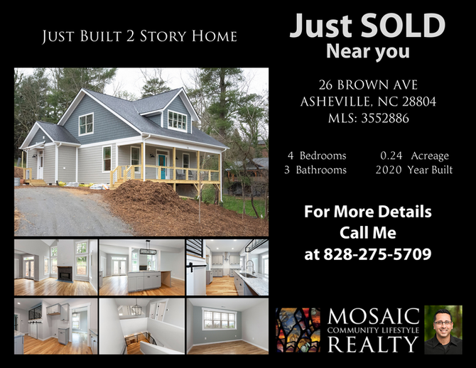 Just Sold - Brand New 2 Story Home