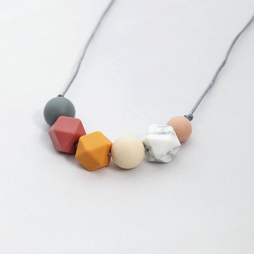 Sienna Autumn Teething Necklace