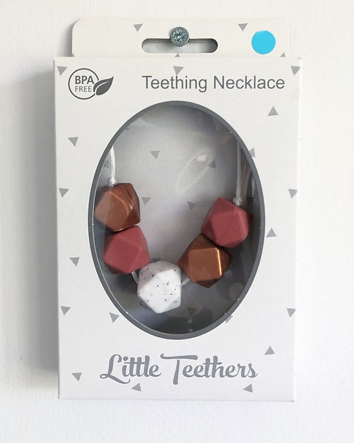 Iris Teething Necklace