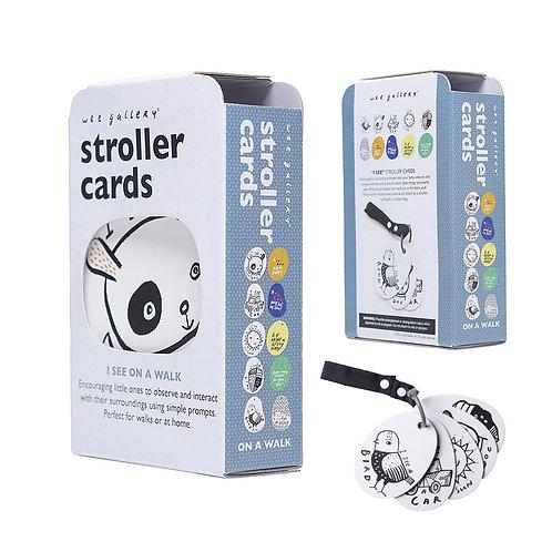 Stroller Cards - I See