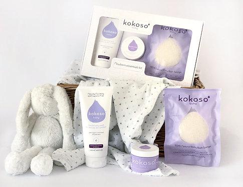 Kokoso Newborn Essentials Kit