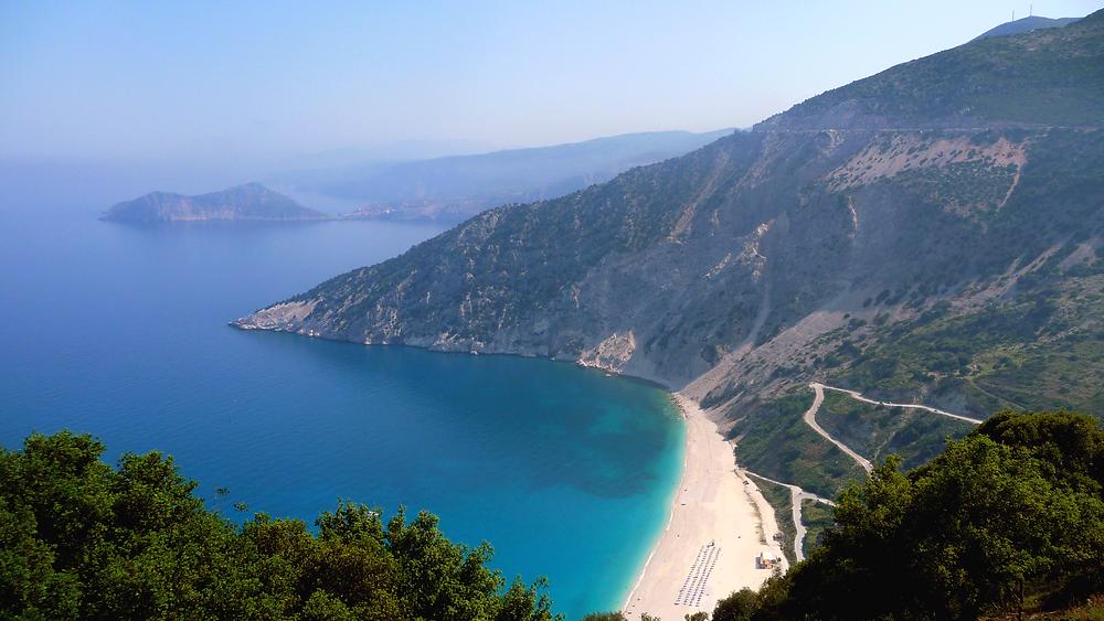Myrtos Beach, Cephalonia
