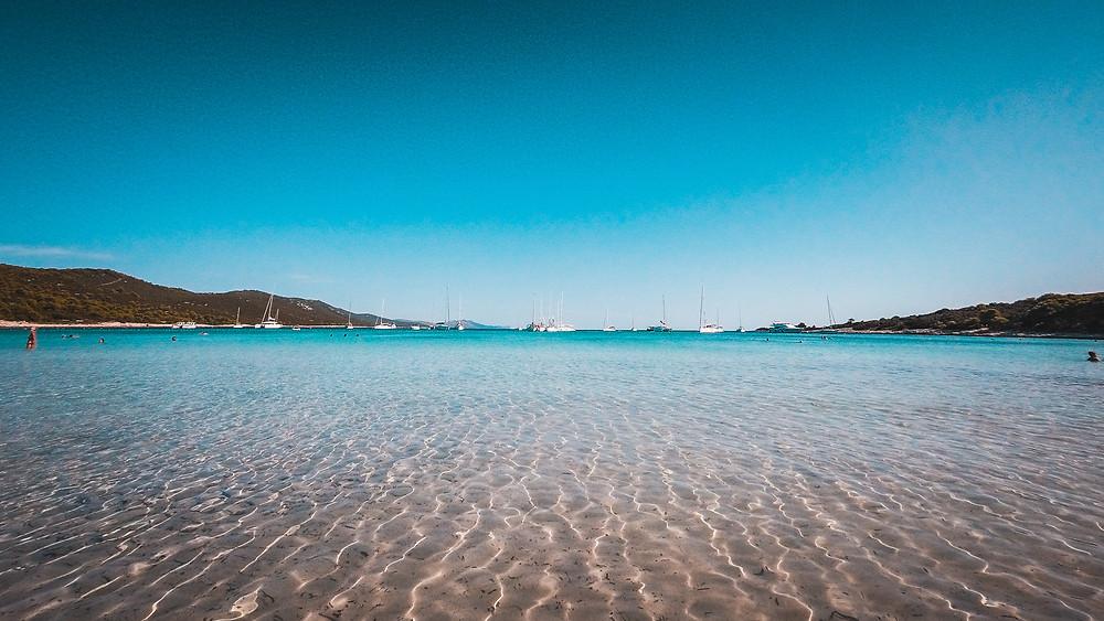 Sakarun beach aka Croatian Caribbean, Dugi Otok