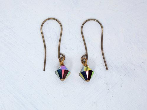 Vitrial Swarovski Crystal Earrings