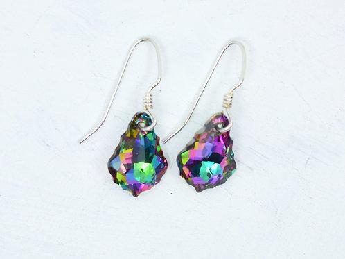 Electra Baroque Swarovski Crystal Earrings