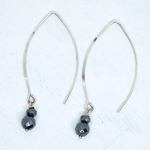 Hemalyke Marquise Earrings