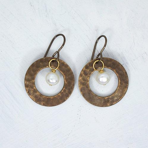 Circles of Nature Earrings