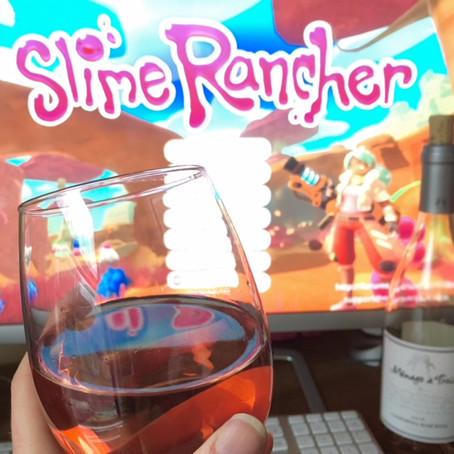 SLIME RANCHER & MÉNAGE À TROIS ROSÉ