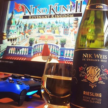 NI NO KUNI II & NIK WEIS ST. URBANS-HOF RIESLING