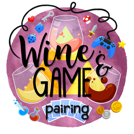 WELCOME TO WINE & GAME PAIRING!
