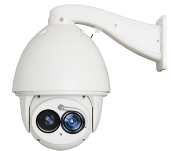 3.0 MP FULL HD NETWORK PTZ DOME CAMERA-300M LASER