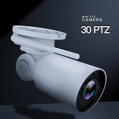 4x WIFI Bullet PTZ Camera