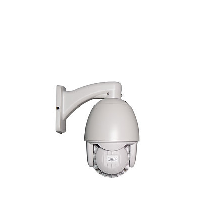 Two Megapixels wifi PTZ mini IR dome