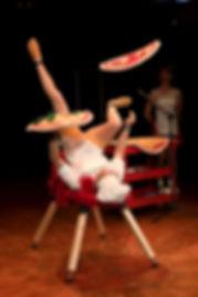 Bon A'petit. Pizza Spinning2. Photo by B