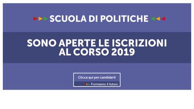 Scuola di Politiche corso 2019