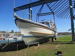 Nelson 60 motor yacht