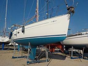 Bavaria 38 yacht survey