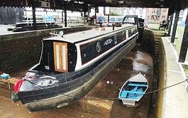 Worsley Dry Dock Lancashire