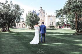 Mariés   château haut de gamme  Bordeaux
