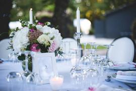 Table mariage   décoration