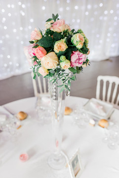 Bouquet centre de table
