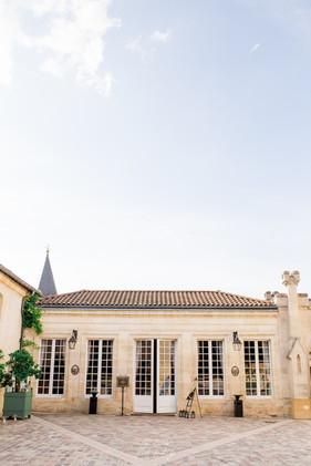 Lieu de reception haut de Gamme à Bordeaux