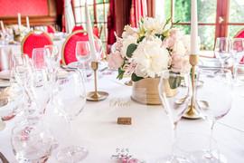 Centre de table | table mariage