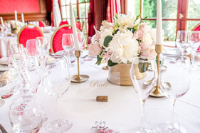 Centre de table   table mariage