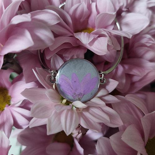 Purple Jaguar Bracelet
