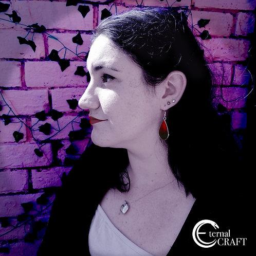Teardrop Earring