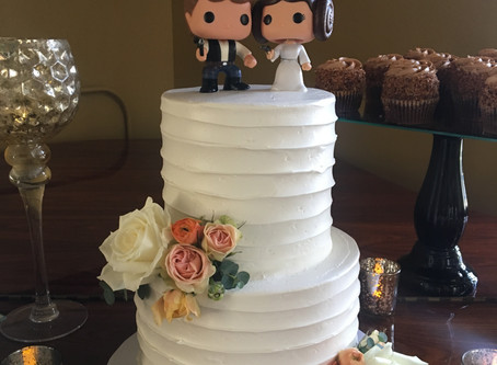Favorite Cake Displays