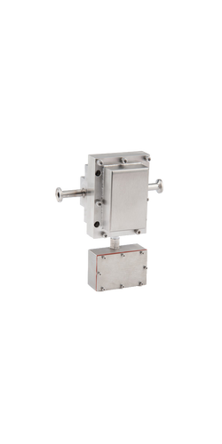"""1/2 """" Tri clamp Flow Cell"""
