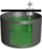 Green liquor probe sensor in dissolving tank, dissolving tank density measurement