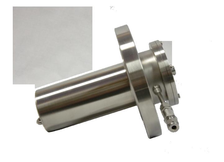 Flange Insertion Probe Refractometer