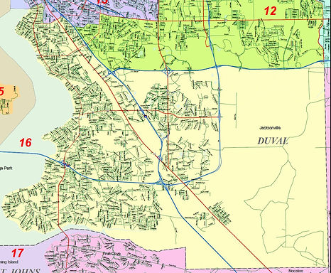 Florida House District 16