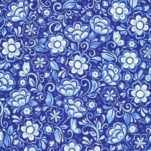 Gardenia Party - Cobalt